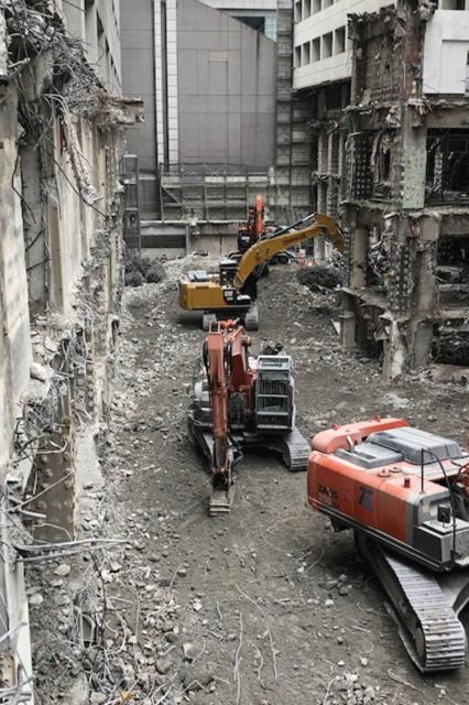 某建物解体工事